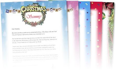 Free letters from santa spiritdancerdesigns Images