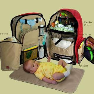 okkatots everyday diaper bag