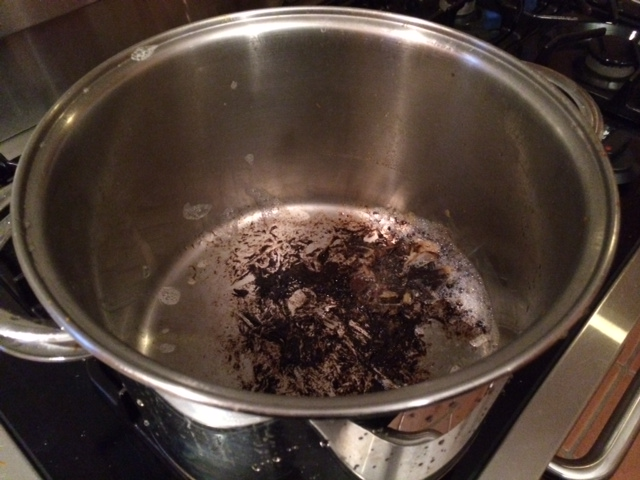 How To Clean Burned On Food From Pots And Pans