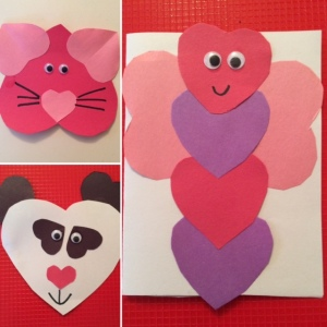 Be the Best Nanny Valentine's Cards