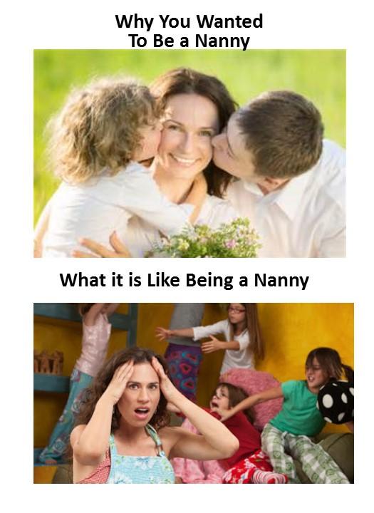 Meme Be the Best Nanny Newsletter