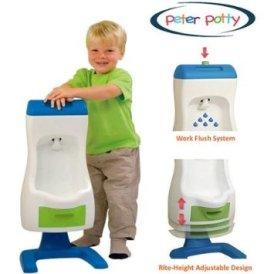 Peter Potty Best Nanny Newsletter